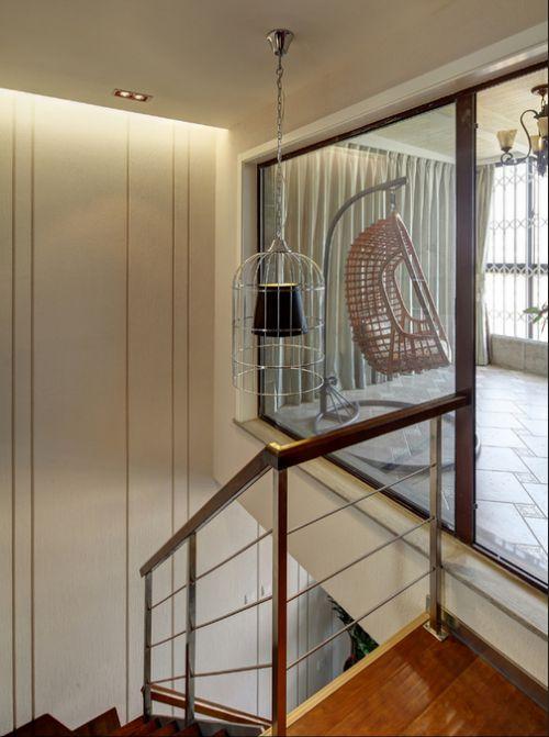 金棕榈3室2厅116平米田园风格
