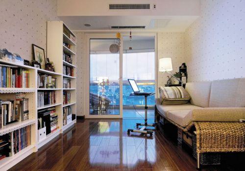 万科金域中央3室2厅116平米现代风格