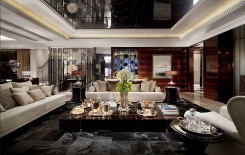 广州亚运城3室2厅119平米现代风格