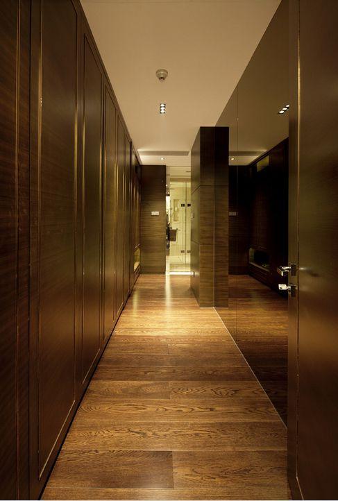 保利天悦3室2厅116平米现代风格