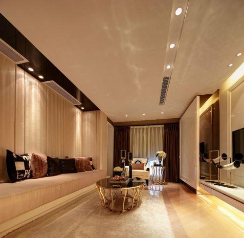 富凯星堤3室2厅117平米现代风格