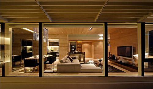 广东动漫城3室2厅116平米现代风格