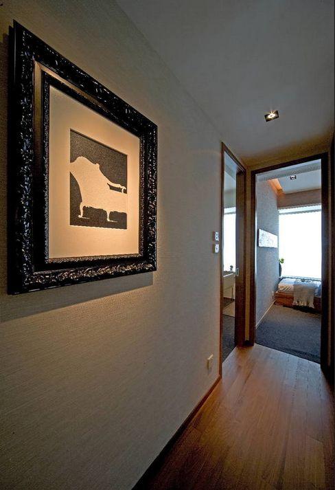 御华园3室2厅119平米现代风格