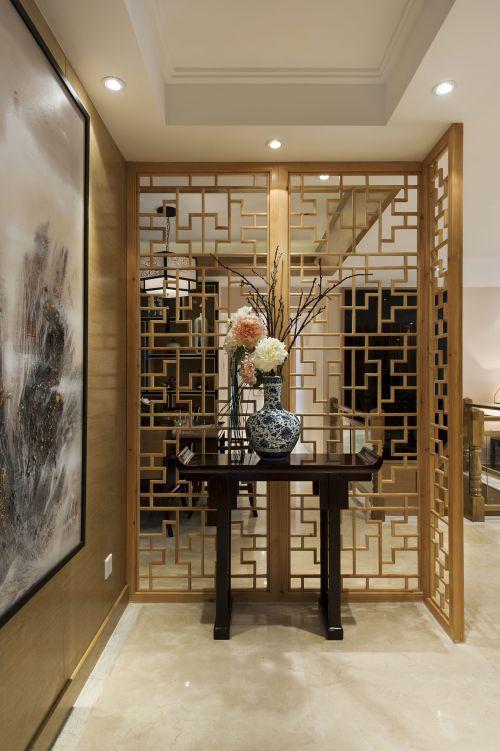 成都恒大中央广场3室2厅160平米中式知味