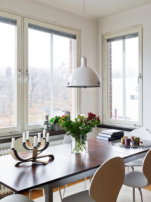 保利紫山国际1室1厅80平米现代风格
