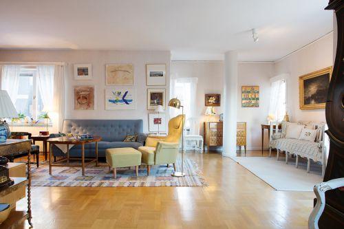 新城國際寓3室2廳112平米現代風格