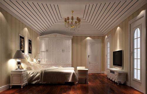 绿醍香廊4室3厅180平米欧式风格