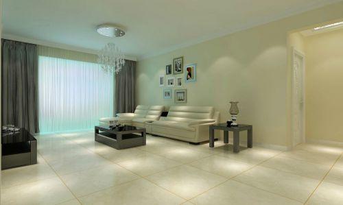 156平现代三居室