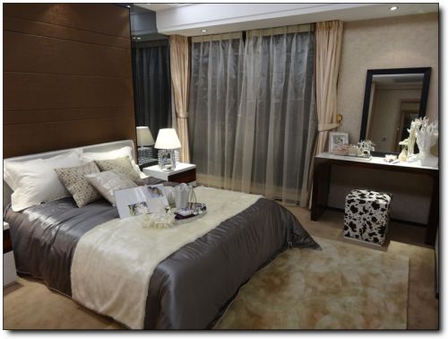 奢華公寓...