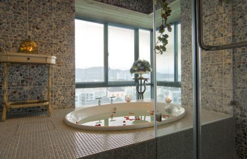 大發燕瀾灣4室2廳160平米美式風格