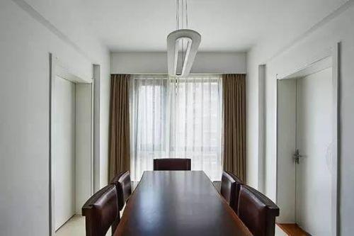 126平现代简约四居室