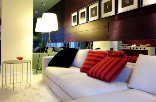 十里方圆3室2厅120平米简约风格