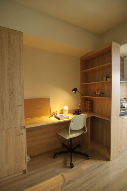 老房变形记——七九八零室内设计二手房设计作品北欧风格