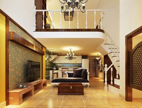 华贸城2室1厅59平米混搭风格