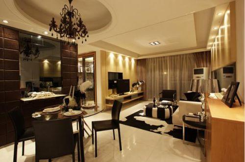 装修新风尚传统元素装点现代家居空间