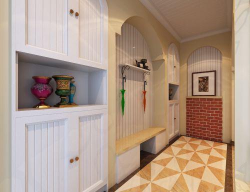 中信府4室2厅140.0平米田园风格