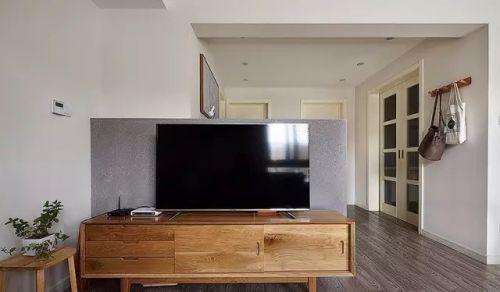 百子湾2室1厅80平米简约风格