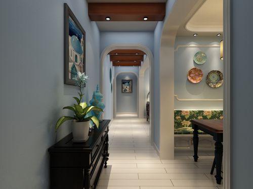 中海御鑫阁3室1厅156平米地中海风格