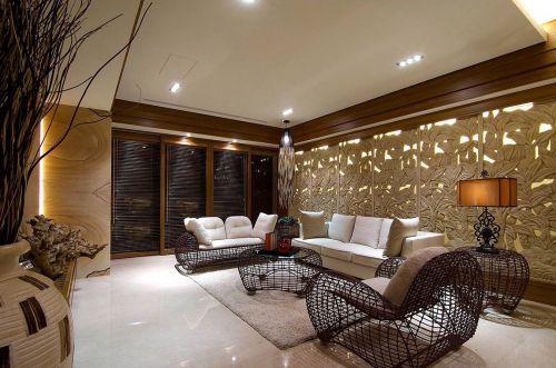中海御鑫阁2室1厅110平米新古典风格