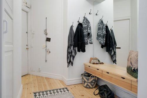57平米神話般視圖的公寓
