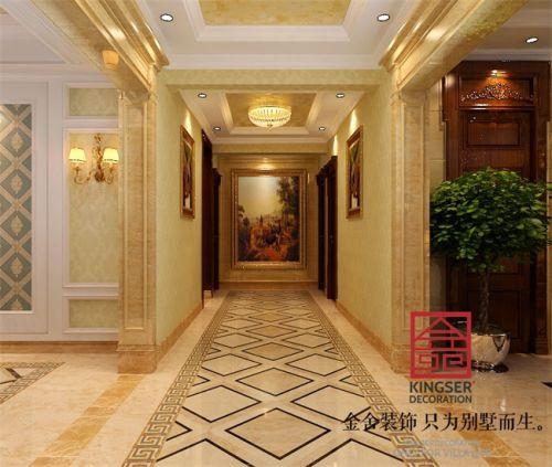 【建投十号院16-1-701】223㎡-欧式新古典风格-金舍