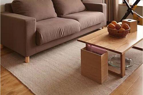 日式三居98平现代日式公寓