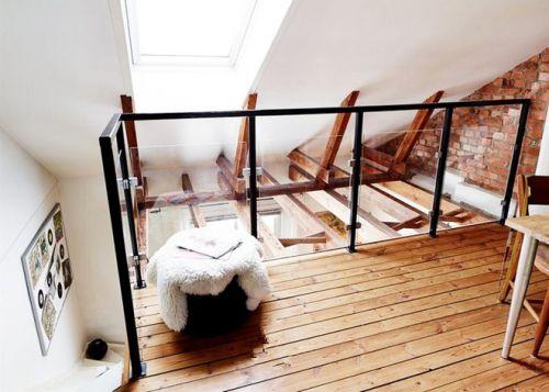 60平LOFT阁楼设计案例欣赏