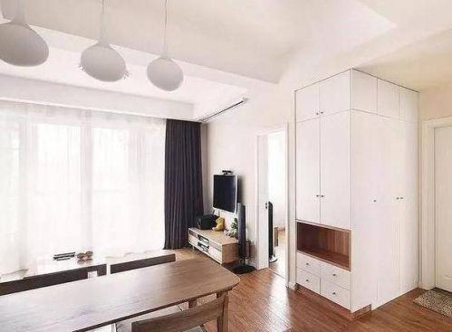 绿林书院92平米简洁舒适日式风格新家