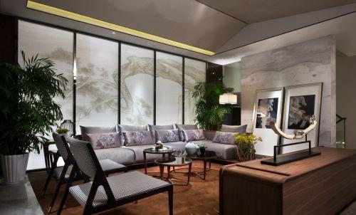 盛宅新村2室2厅100平米中式风格