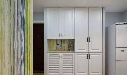 尚景新世界75平一居室宜家風裝修