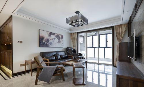 苏宁荣悦3室2厅100平米中式风格
