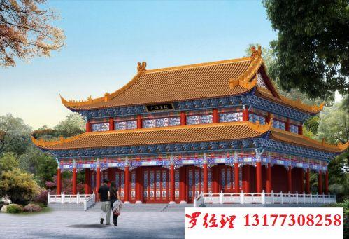 寺庙设计规划图