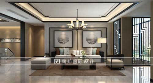 万科260平方新中式风格作品