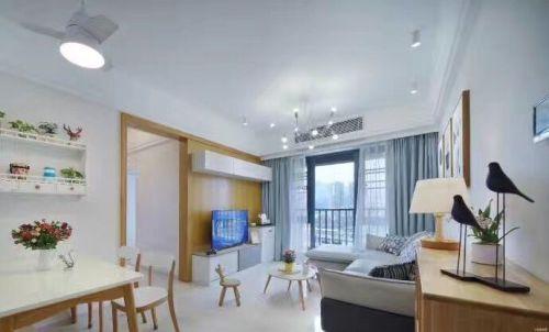 现代北欧公寓