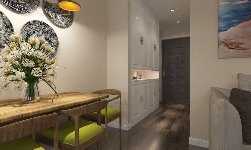 58打造舒适小家-海珀天沅现代简约风格装修效果图