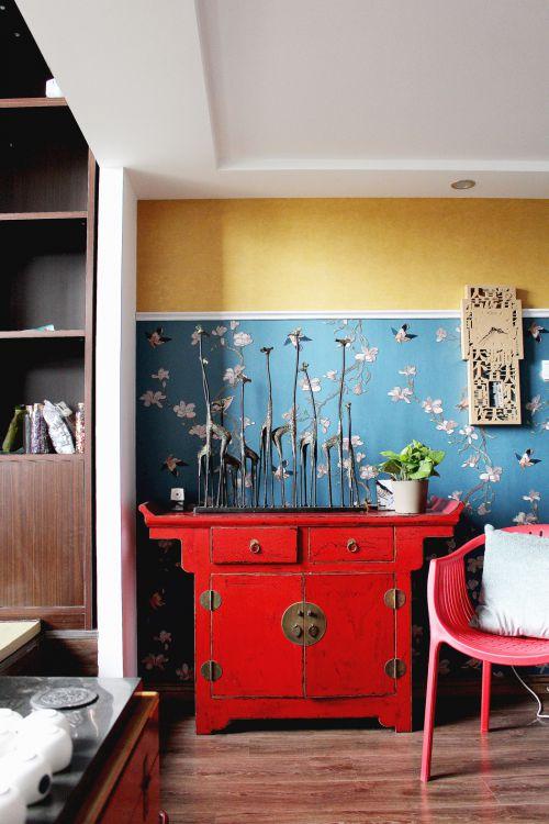 北京丽舍公寓丨花衣裳