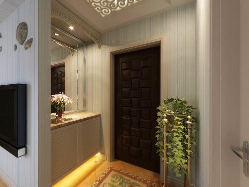 沿湖城2室2厅65平米地中海风格