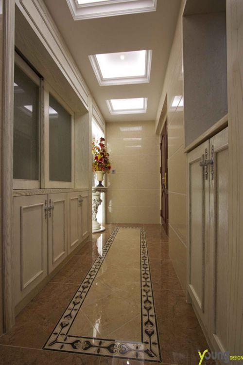 东润泰和四室两厅简欧风,新家本应如此美丽