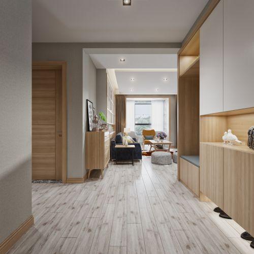 石家庄保利拉菲两居室北欧风格设计
