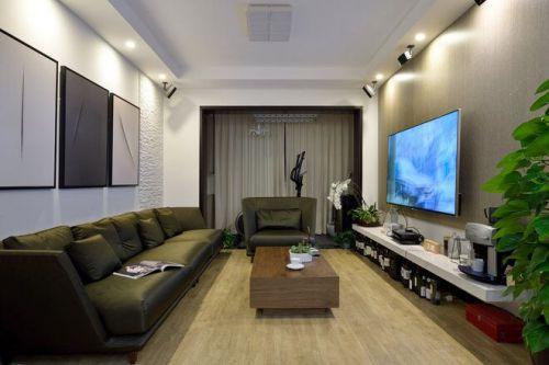 时尚简约的现代简约公寓
