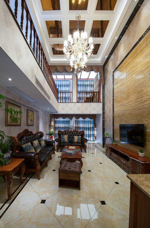 家景新城现代简约风格跃层装修案例