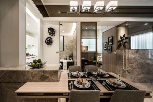 质感,小户型也能做豪宅