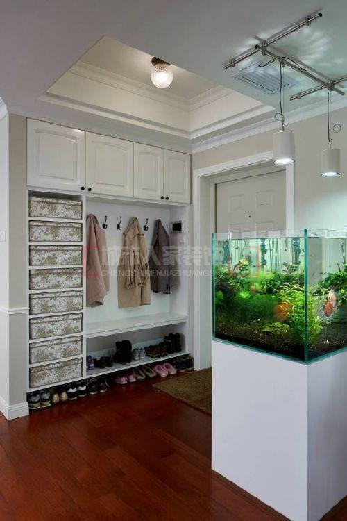 140平米三室两厅美式风格装修设计报价预算