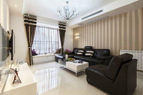 95平米的两室两厅婚房装修完工巧妙变130大户型
