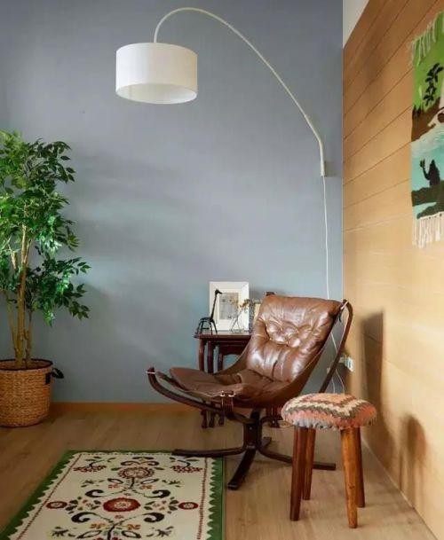 天水50㎡北欧风小居室,用细节彰显色彩看完的人都收藏了!