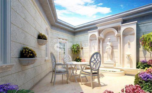 东郊罗兰别墅项目装修设计方案
