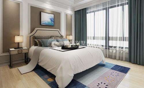 华侨城十号院别墅项目法式风格设计方案