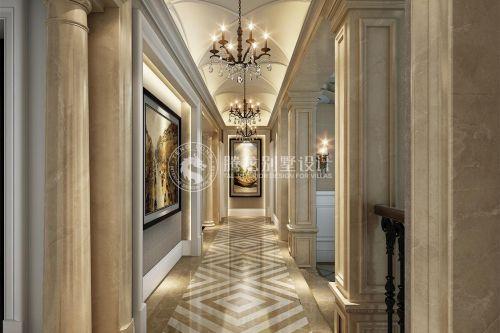 西郊大公馆800平别墅古典混搭风格设计