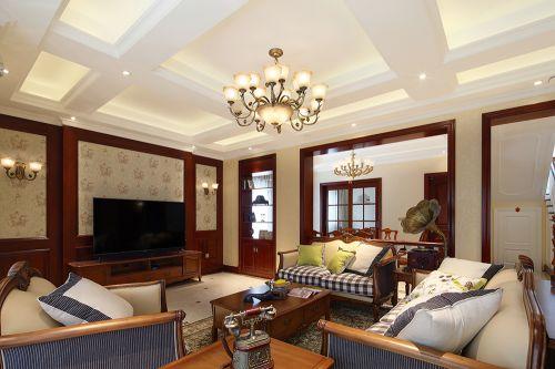美式獨棟別墅·悠然典藏