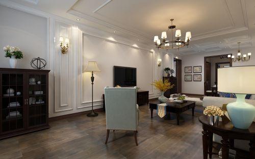 哈尔滨招商贝肯山91平简美两居室精致优雅的生活空间